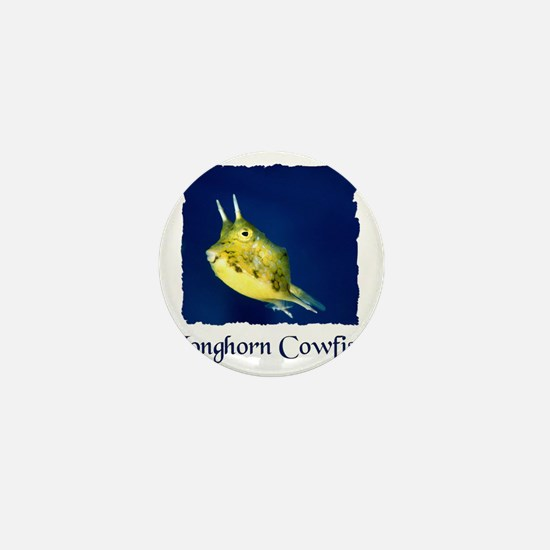 cowfish shirt Mini Button