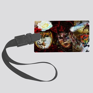 bright_rock b by Blake Robson co Large Luggage Tag