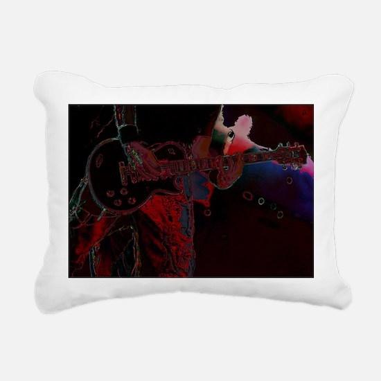 guitar_player copy Rectangular Canvas Pillow