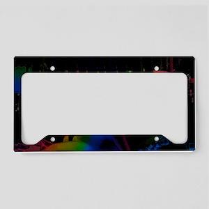 title__torso copy License Plate Holder