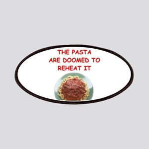 pasta proverb Patches