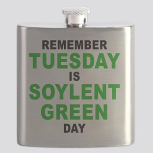 Tuesday Flask