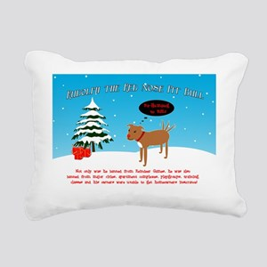 RtheRNPB_card Rectangular Canvas Pillow