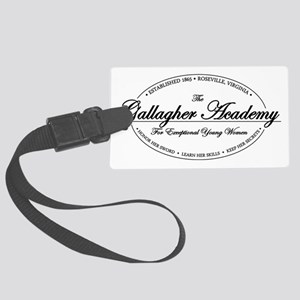 gallagher logo high res Large Luggage Tag