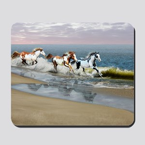 Painted Ocean Mousepad