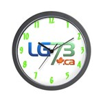 Lg73 Wall Clock