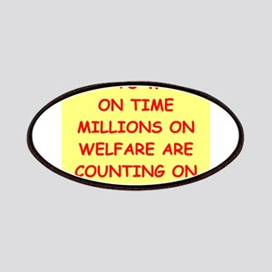 WELFARE Patches