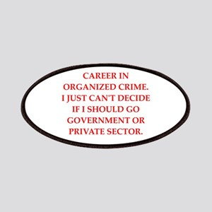 organized crime Patches
