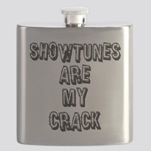 SHOWTUNES ARE MY Flask