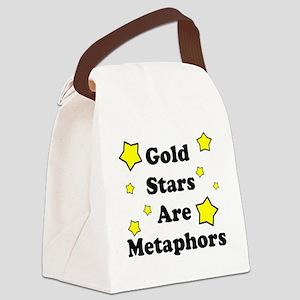 Metaphors Canvas Lunch Bag