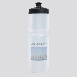NEW YORK CITY gifts Sports Bottle