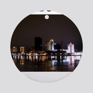 Toledo ohio gifts t-shirts Ornament (Round)