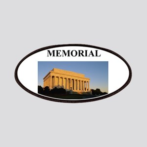 lincoln memorial washington gifts Patches