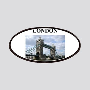 tower bridge london gifts Patches