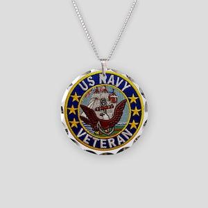 vietnam_4x4_pocket Necklace Circle Charm