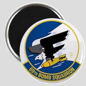 69th Bomb Squadron Magnet