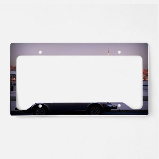3802609002_2318362c48_o License Plate Holder