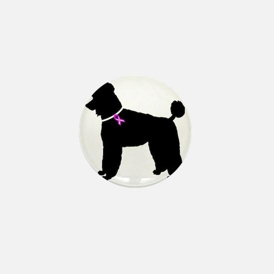 Poodle.eps Mini Button