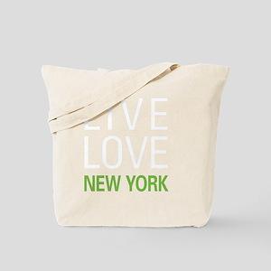 liveNY2 Tote Bag