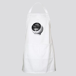 NF Weltron-white Apron