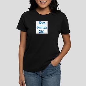 nice jewish girl Women's Classic T-Shirt