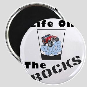 On The Rocks Whiskey Magnet