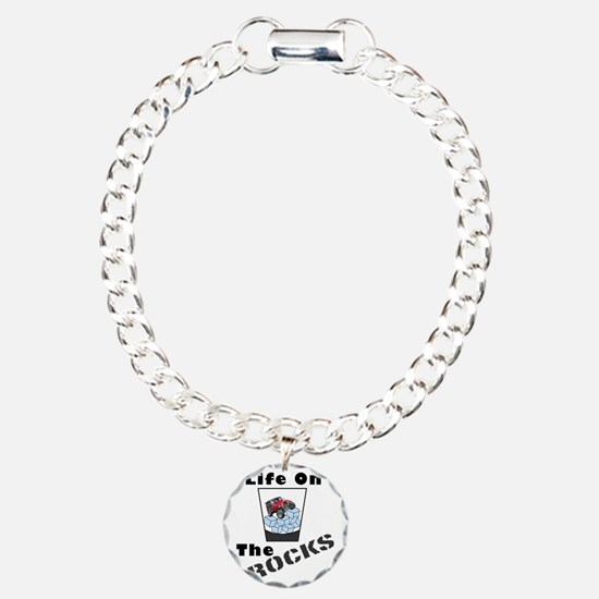 On The Rocks Whiskey Bracelet
