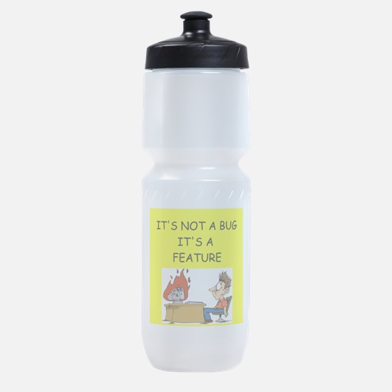 software engineer gifts Sports Bottle