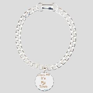 RidgelyItsMyTown Charm Bracelet, One Charm