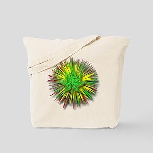 RYG glo leaf Tote Bag