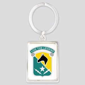 SPECIAL TROOPS BN-1ST CAV Portrait Keychain