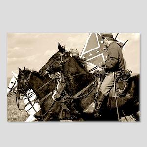 civilwar_panel Postcards (Package of 8)