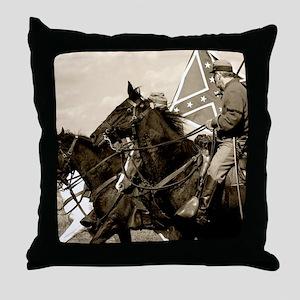 civilwar_calendar Throw Pillow
