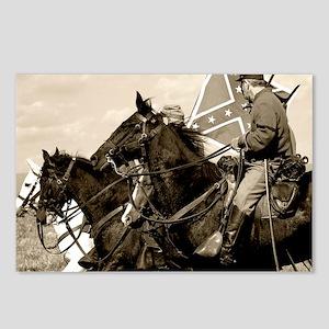 civilwar_calendar Postcards (Package of 8)