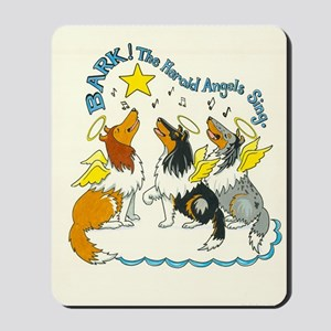 Bark the Herald Mousepad