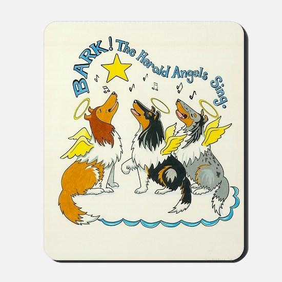 Bark the Herald Mousepad