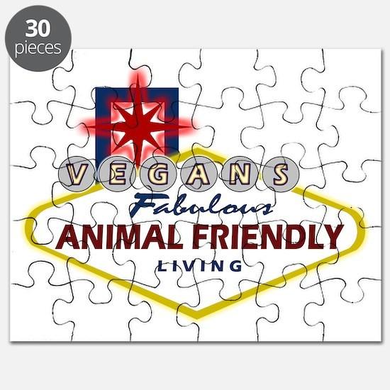 VeganVegasSign Puzzle