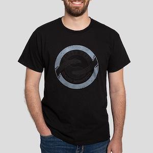 YinYangGuitarsBLUESfest4Lt Dark T-Shirt