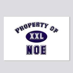 Property of noe Postcards (Package of 8)