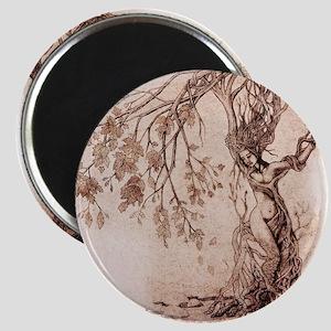 Treeshifter tshirt design Magnet