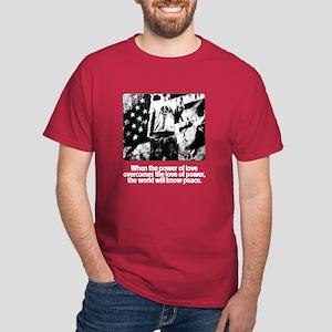Peace Power Hendrix Dark T-Shirt