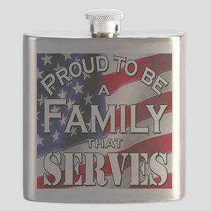 PFSSquare10x10 Flask