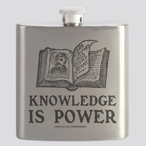 knowledge is power Flask