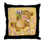 Bailey's Throw Pillow