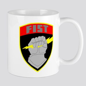 FIST SHIELD 1 Mugs