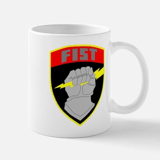FIST SHIELD 1 Mugs