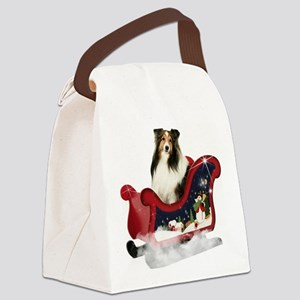 SleighDuncanX Canvas Lunch Bag
