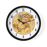 Bailey's Wall Clock