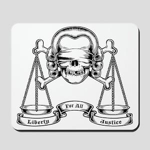legal-pirate-T Mousepad