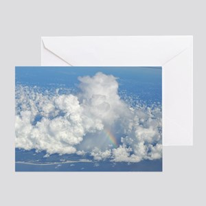BIG Rainbow Bridge Print Greeting Card